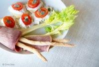 The snack in casarovelli