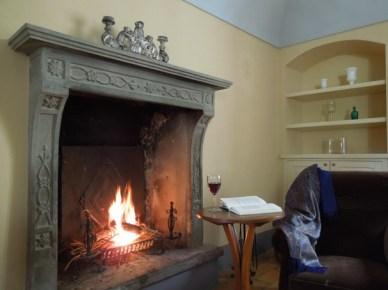 Casarovelli fireplace
