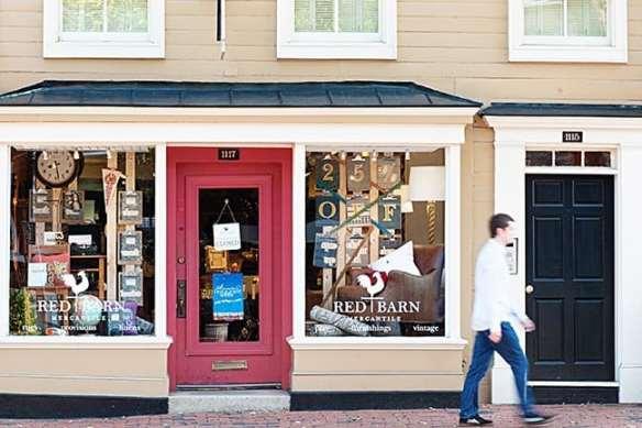 Red Barn Mercantile_Casart Decor retail vendor