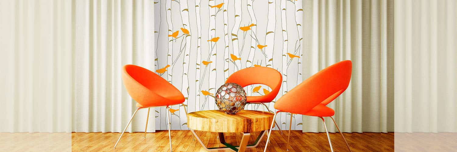 Custom Designer Removable Wallcoverings