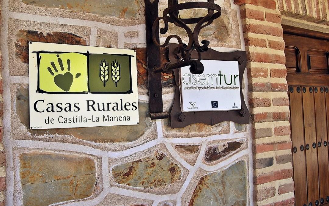 Castilla-La Mancha, cuarto destino en el que más creció el turismo rural durante el primer trimestre