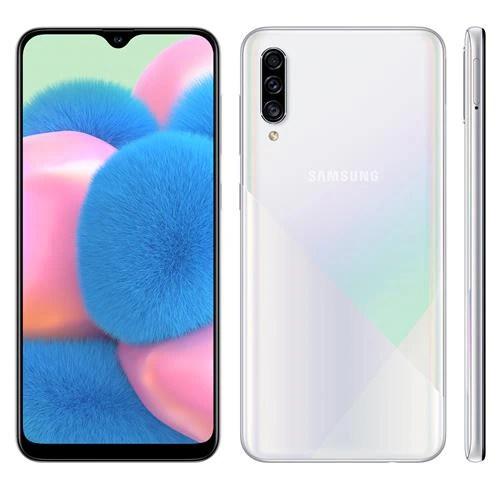 Smartphone Samsung Galaxy A30s Branco 64GB, 4GB RAM, Tela Infinita ...