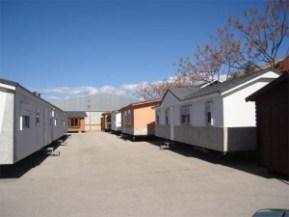 casas prefabricadas hergohomes en exposición