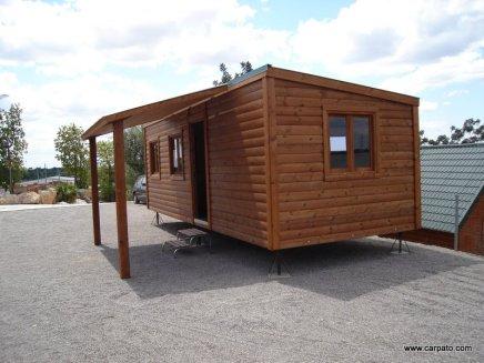 cabañas de madera economicas