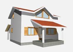 casas madera a medida infografia modelo Orea