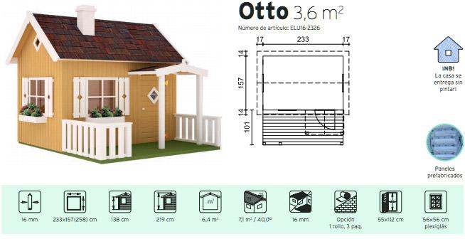 Casas madera infantiles de calidad en casas carbonell casas carbonell - Casa madera infantil ...