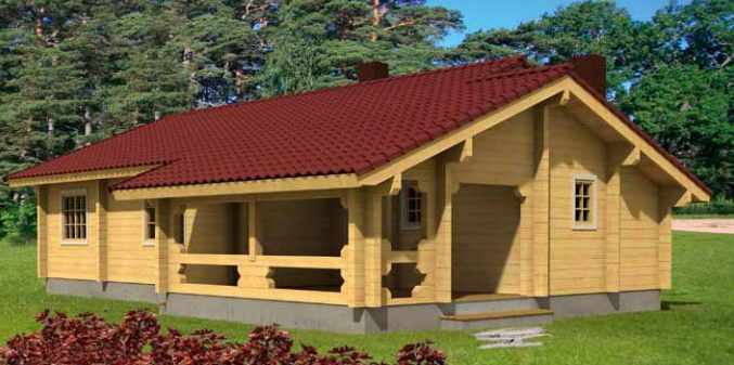 Ventajas de las casas madera madrid casas carbonell for Casas de madera madrid