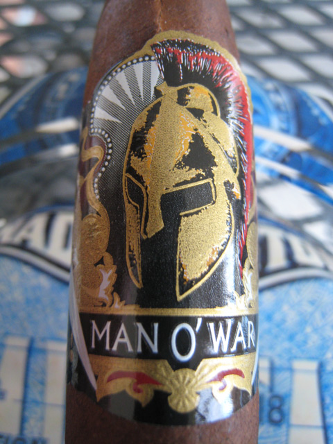 Man O' War Cigar