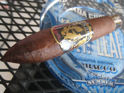 Man O' War Ruination