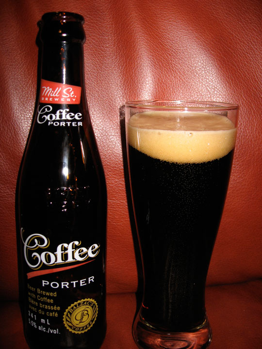 Mill Street Brewing Coffee Porter