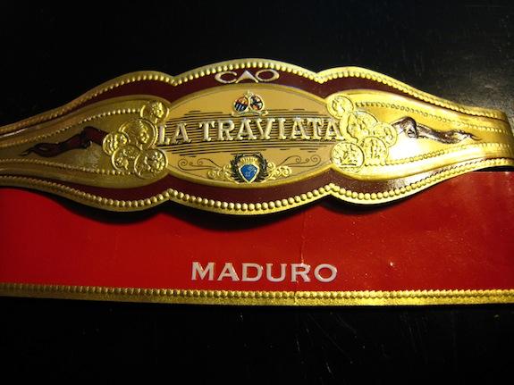 CAO Traviata Maduro