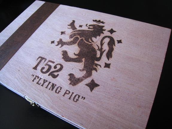 Liga Privada T52 Flying Pig