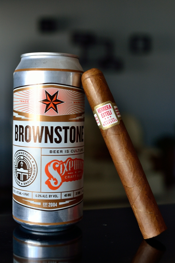 Herrera Esteli and Sixpoint Brownstone