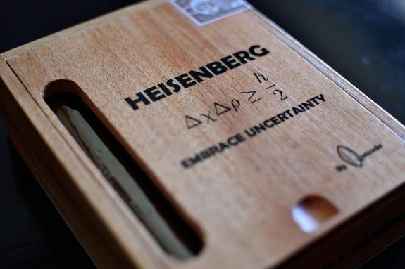 Quesada Heisenberg