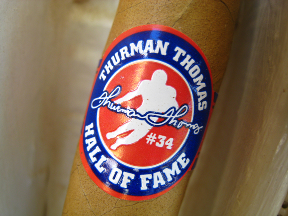 Thurman Thomas Hall of Fame Natural
