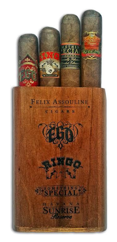 Felix Assouline Cigars