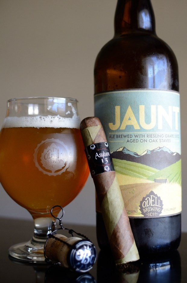 Odell Brewing Jaunt