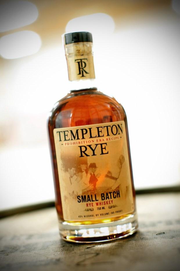 Templeton Rye Pairing
