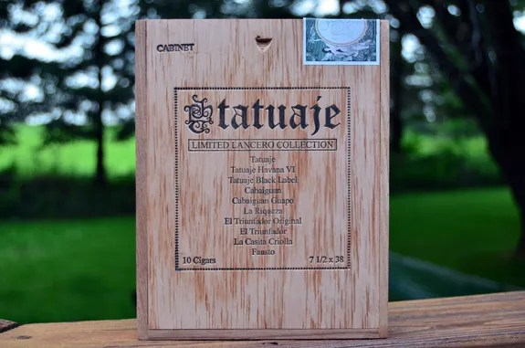 Tatuaje-Lancero-Sampler-Box