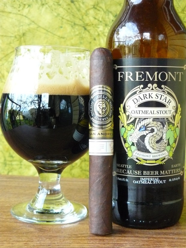 Fremont Dark Star Imperial Oatmeal Stout