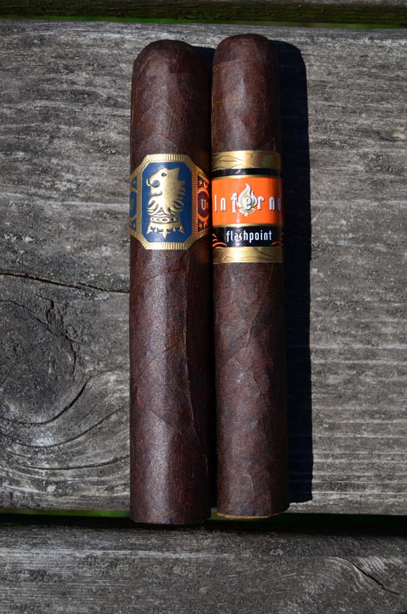 Drew Estate Undercrown v. Inferno Flashpoint