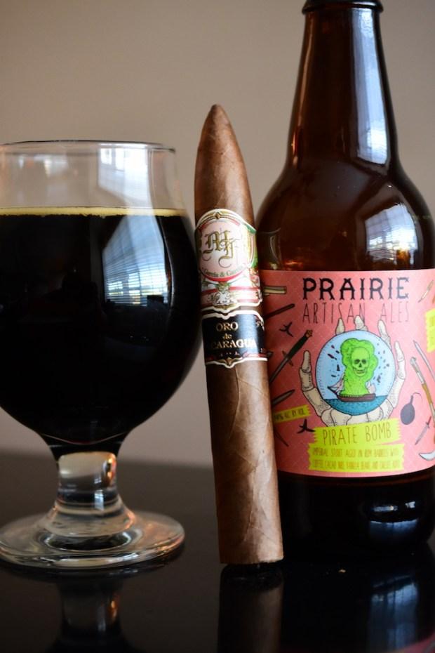 Prairie Artisan Ales Pirate Bomb!