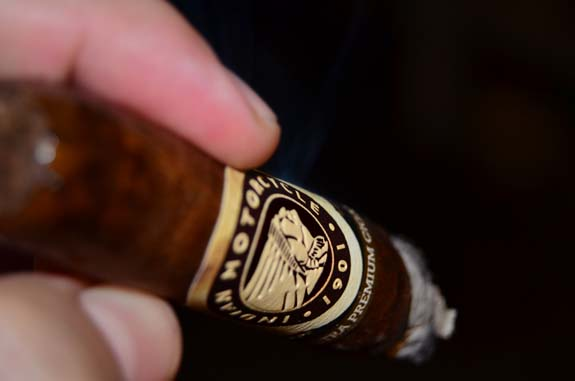 Indian Motorcycle Cigar
