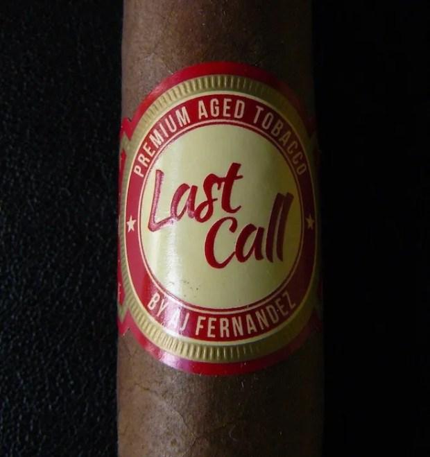 AJ Fernandez Last Call