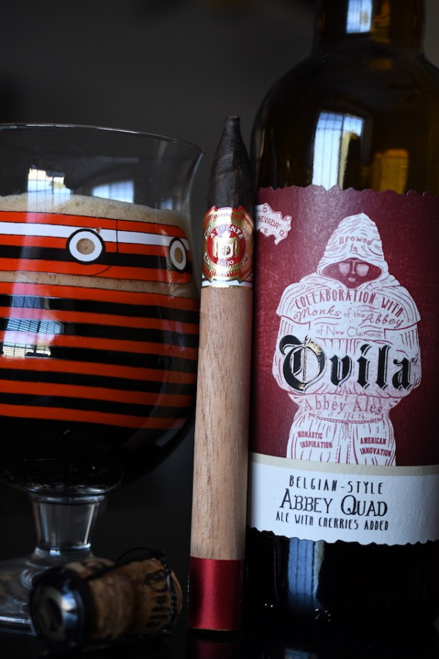 Sierra Nevada Ovila Abbey Quad