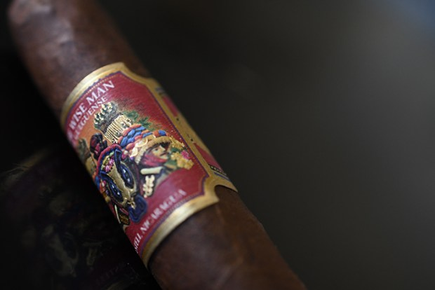 Foundation Cigar Company The Wise Man Maduro
