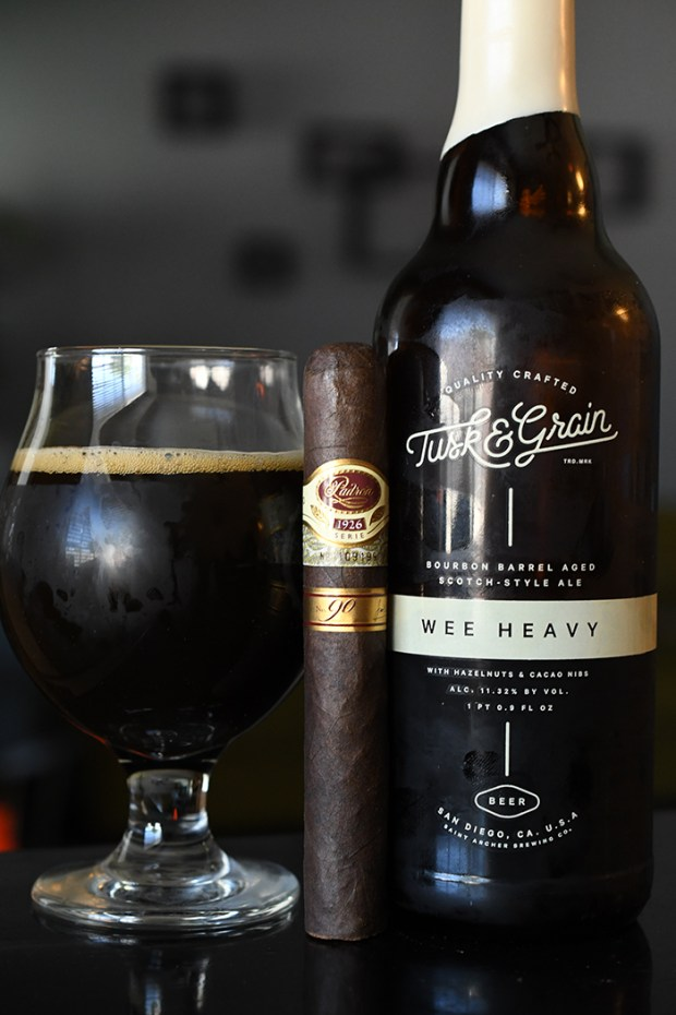 Saint Archer Tusk & Grain Wee Heavy