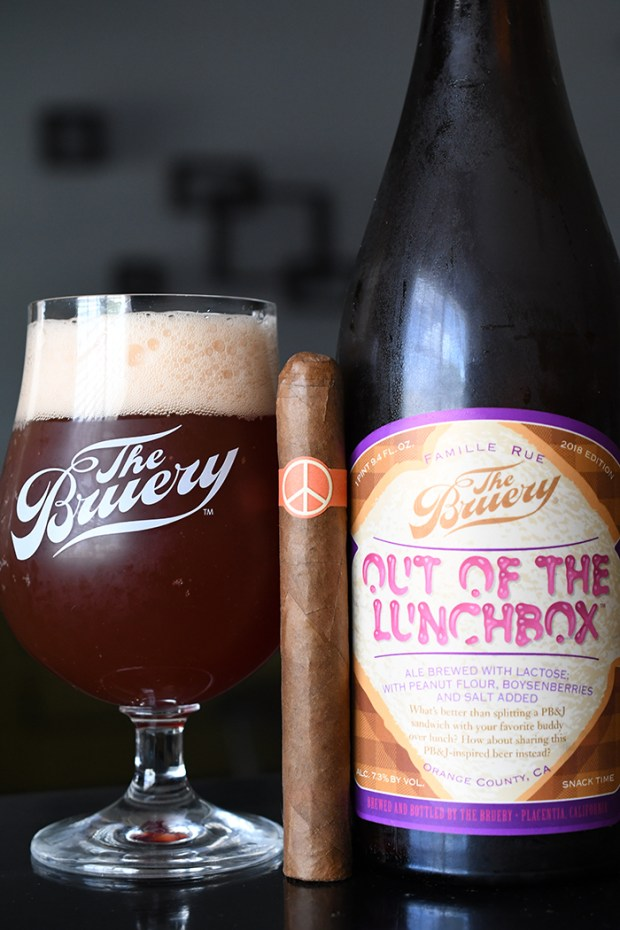 Bruery Out of the Lunchbox