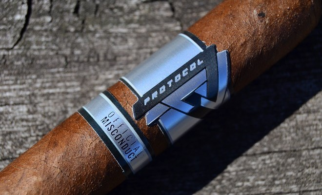 Cubarinqueno Cigars - Protocol Official Misconduct Toro
