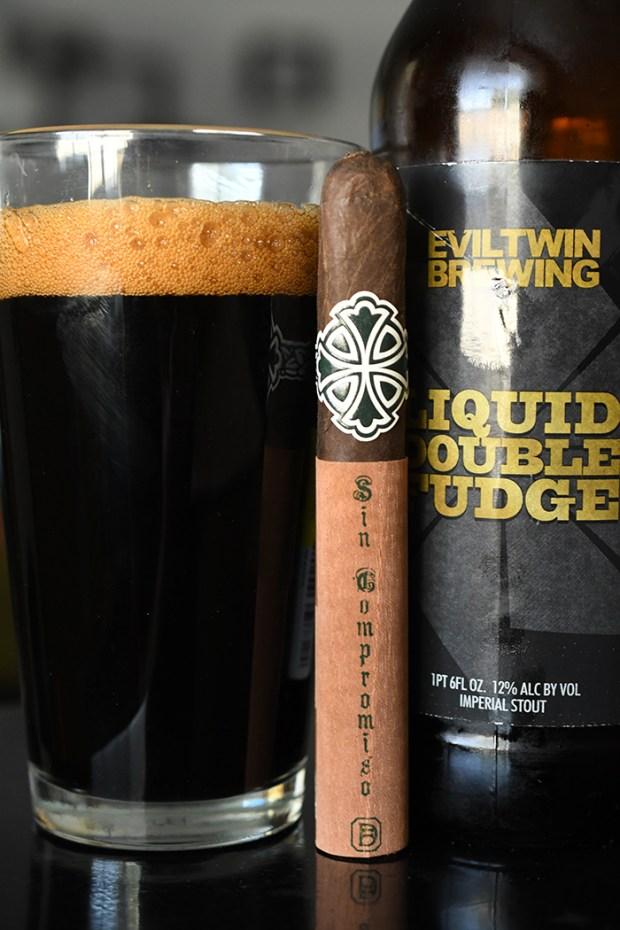 Evil Twin Liquid Double Fudge