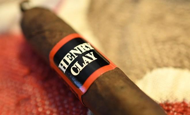 Henry Clay Rustic Cheroot