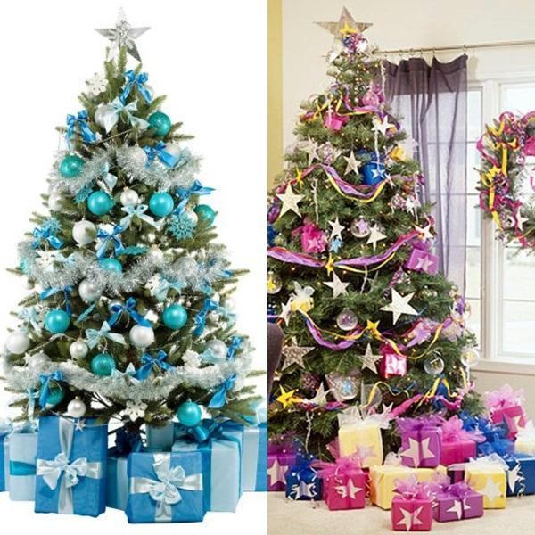 45 απιθανες ιδέες διακόσμησης Χριστουγεννιάτικου δέντρου