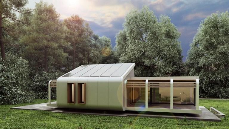 Μια σπουδαία οικογένεια αρχιτεκτόνων της Θεσσαλονίκης παρουσιάζει κάτι μοναδικό: Ένα σπίτι από το μέλλον