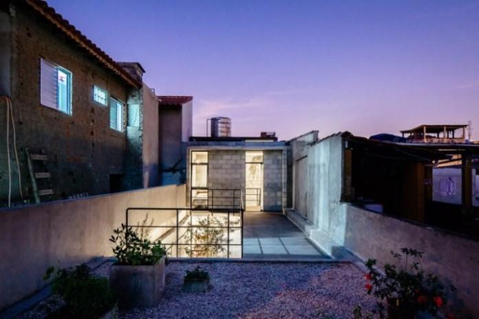 Το σπίτι μιας υπηρέτριας κερδίζει το διεθνές βραβείο αρχιτεκτονικής. (Φωτογραφίες)