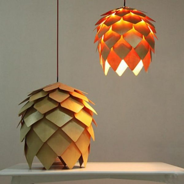 modern-art-wooden-pinecone-pendant-lights-634x634