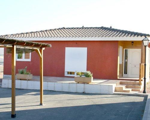 Casa prefabricada modular Modelo Málaga
