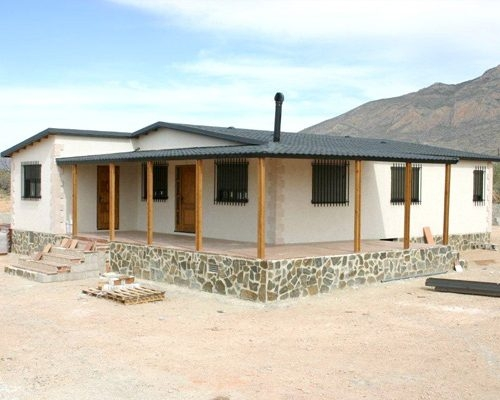 Casa modular modelo Meditterraneo