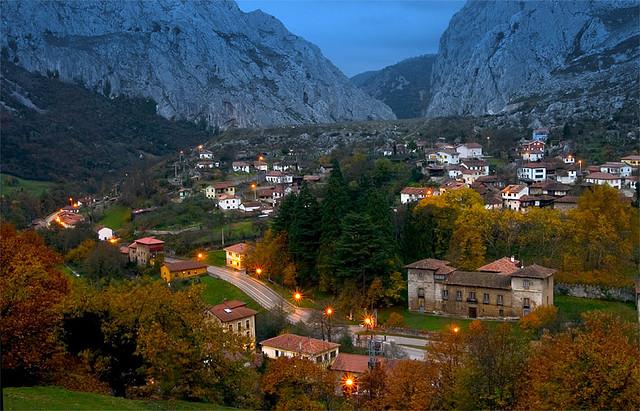 Alojamiento completo en Asturias, Teverga