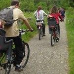 Rutas para montar en bicicleta en Asturias, Teverga. Alquiler de bicis