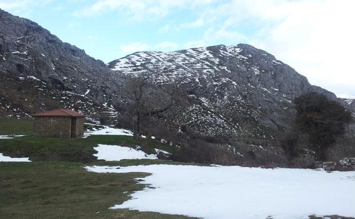 Puerto Marabio, Teverga Asturias