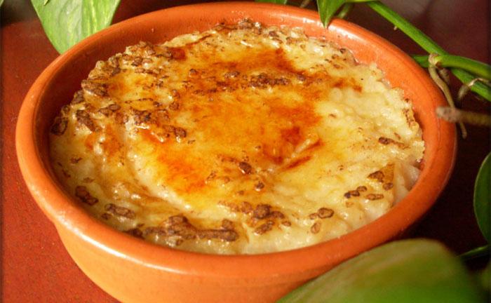 Receta fácil de arroz con leche asturiano
