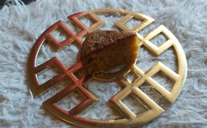 bizcocho de calabaza y especias thermomix