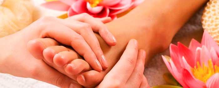 aprender masaje pies