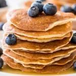 Receta de tortitas caseras jugosas y super fáciles de hacer