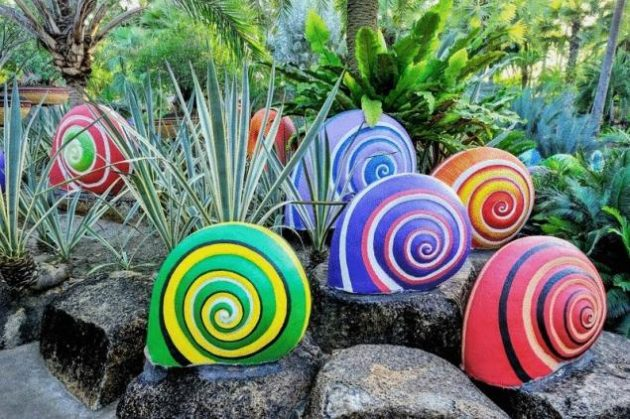 Outdoor Lawn Decorations Summer