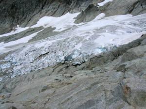 Forbidden Glacier